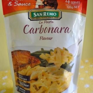 Quick Fix Meal – Instant Carbonara