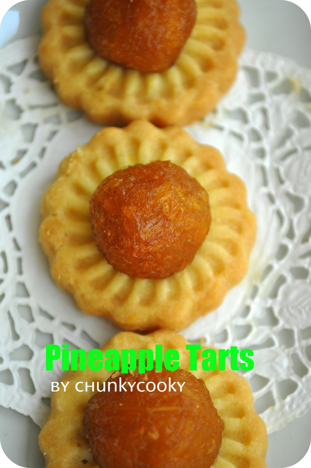 Pineapple Tarts Recipes — Dishmaps