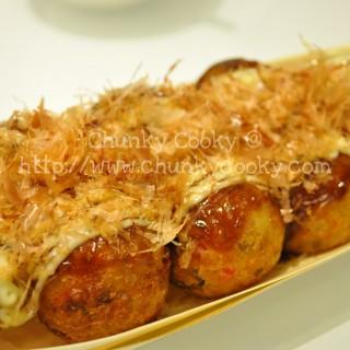 Food Reviews : Gindako Takoyaki @ Ion Orchard