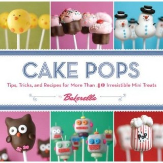 First Give-Away of the Season ~ Cake Pops by Bakerella