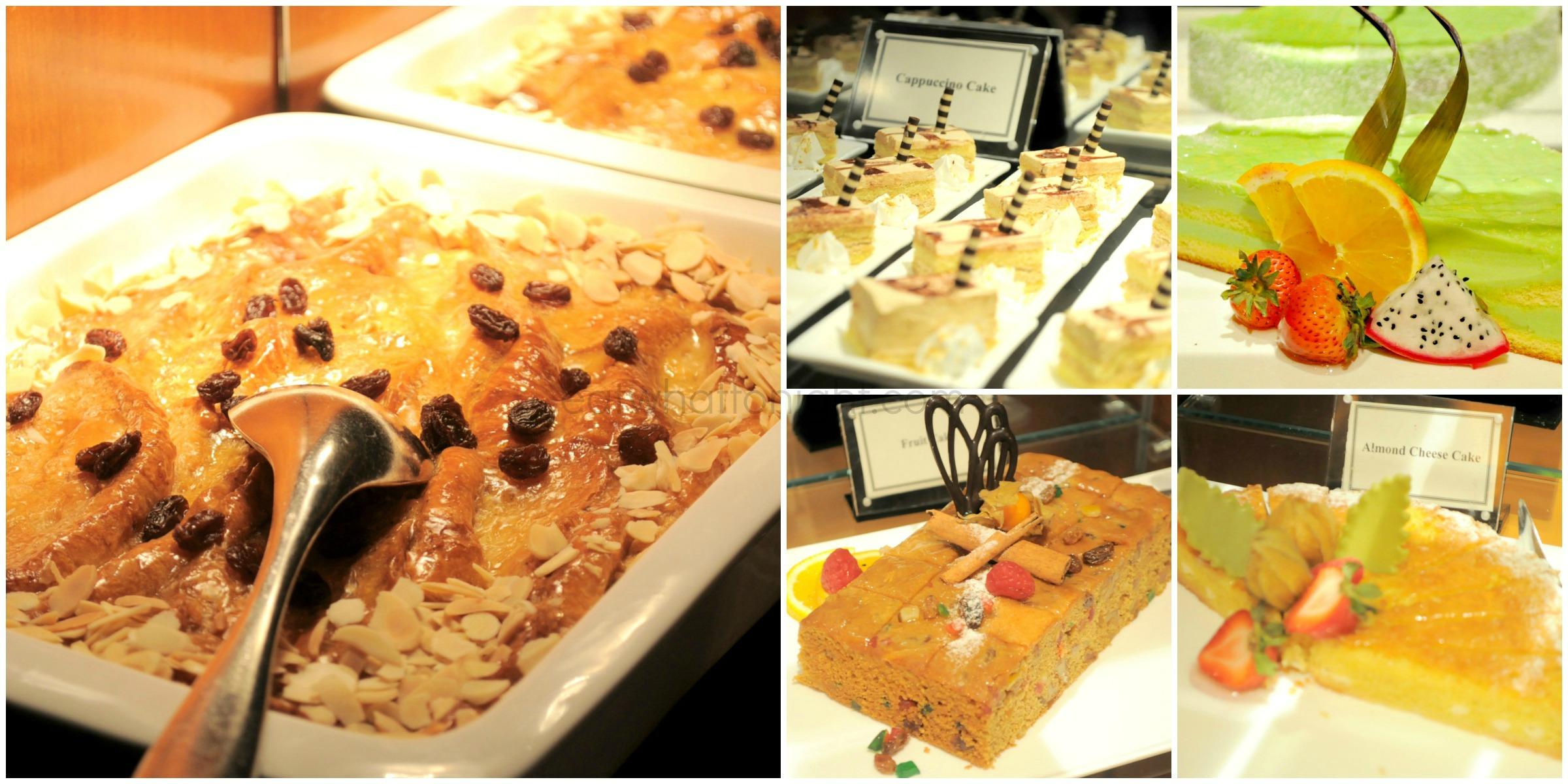 Desserts1 Collage