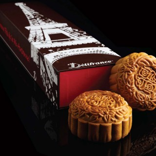 Mid-Autumn Festival Treats with Exquisite Packaging & Unique Mooncake Flavours from Delifrance !