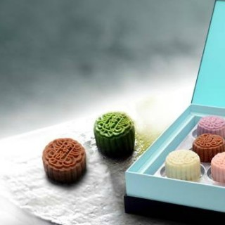 Snowskin, Traditional, Pralines, Mooncakes ~ All at Grand Hyatt Singapore