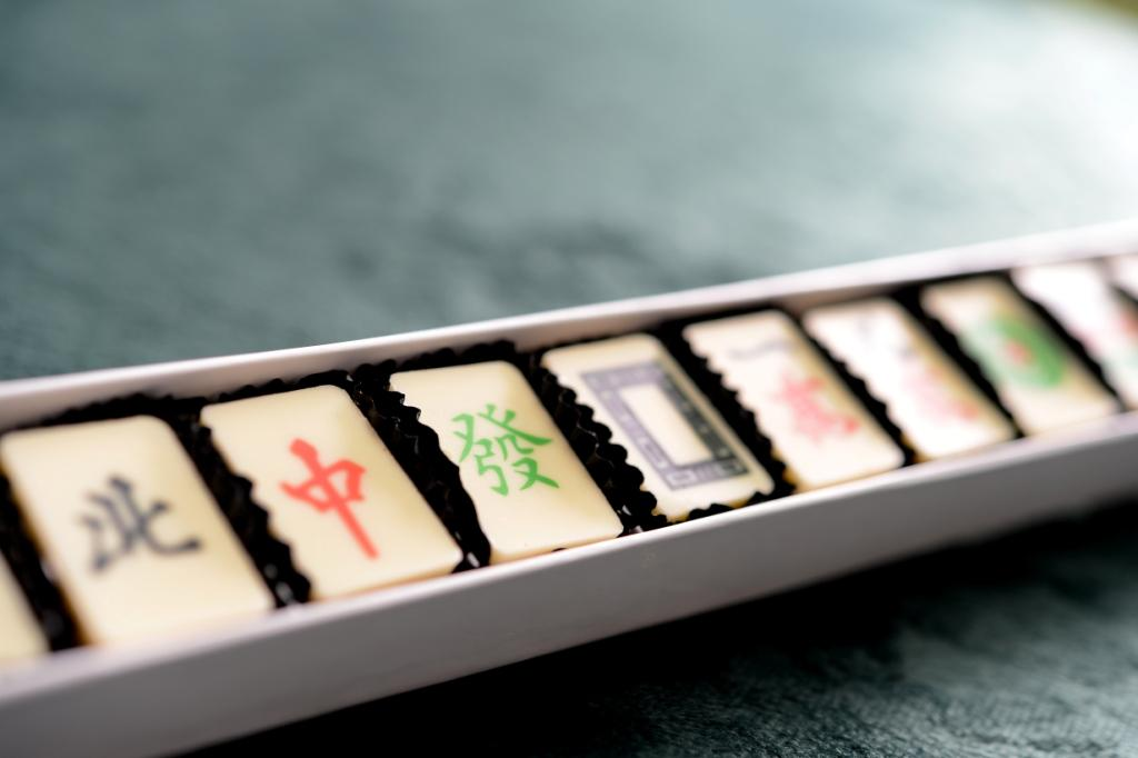 Mahjong Pralines