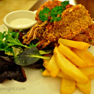 A Bold Blend of Flavours with Swensen's Fusion-Inspired Medley of American Cuisine