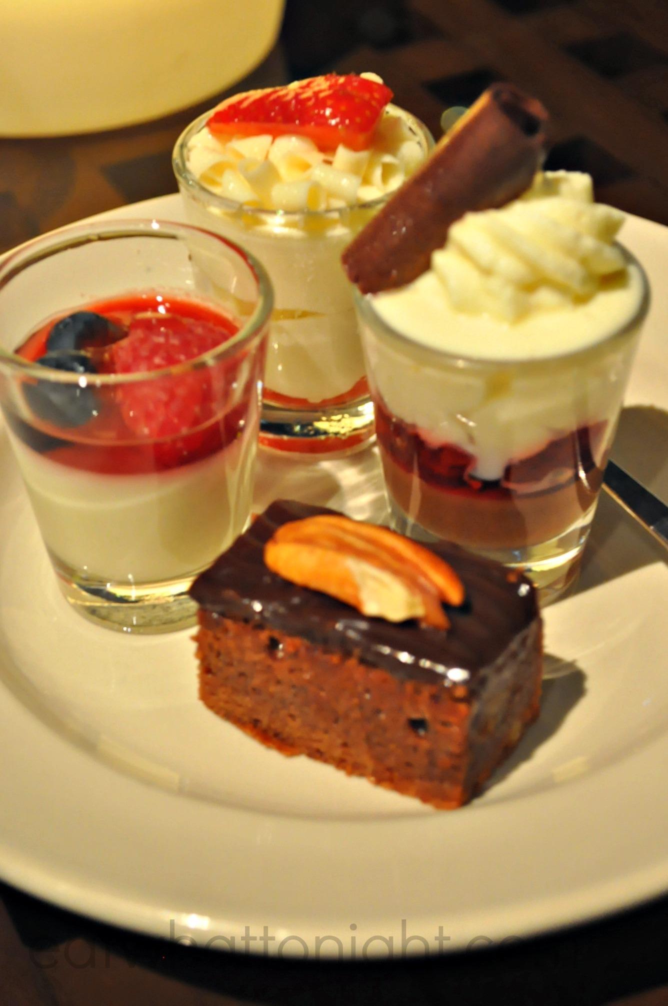 Dinner Oasis_Desserts