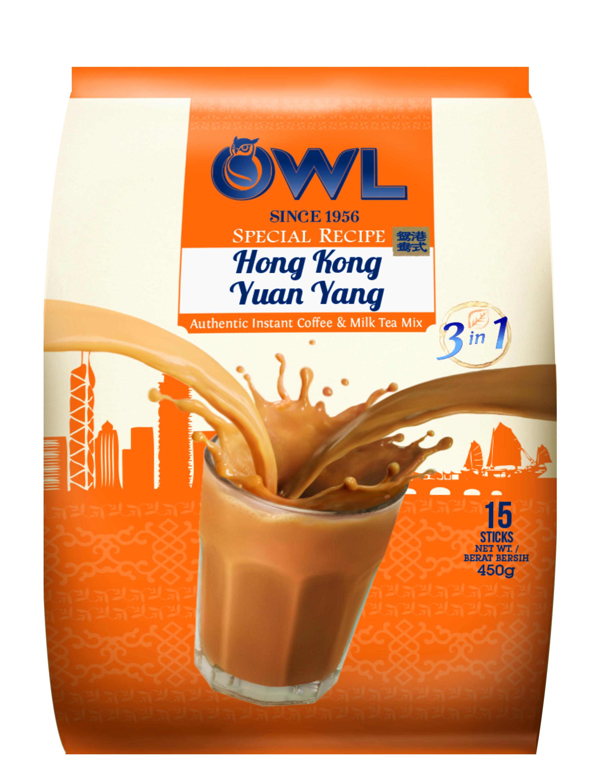 OWL Hong Kong Yuan Yang