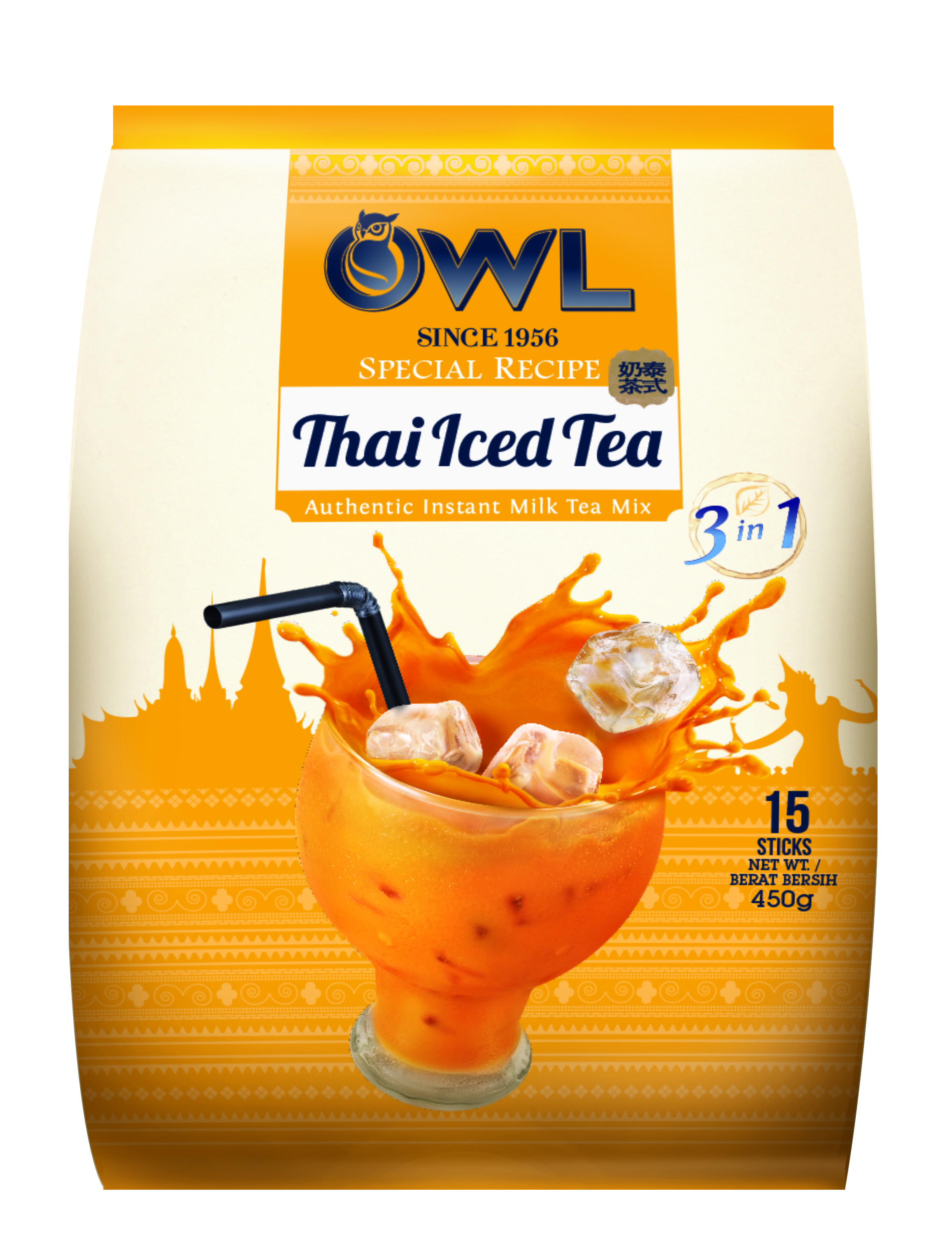 OWL Thai Ice Tea