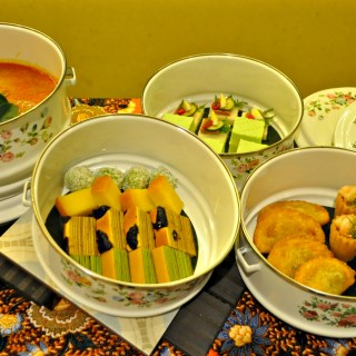 Celebrate National Day with Pan Pacific Singapore on a new Peranakan Infused High Tea Session !