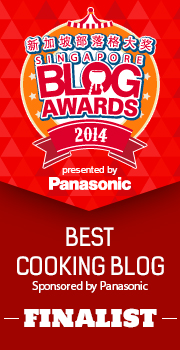 Top 10 Best Cooking Blogs in Singapore Blog Awards 2014