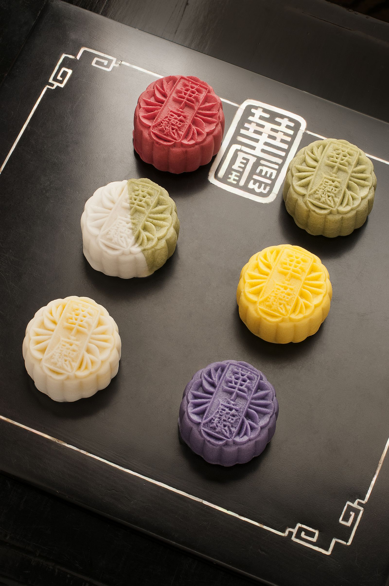 Mini Snow Skin Mooncake Selection