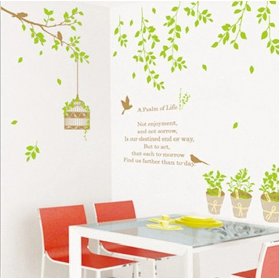 Tree Wall Decals  Comfortable And Soothing To Look At - Wall decals singapore