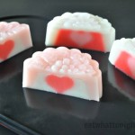 Of Hearts, Flowers & Stars in the Jelly Mooncakes !