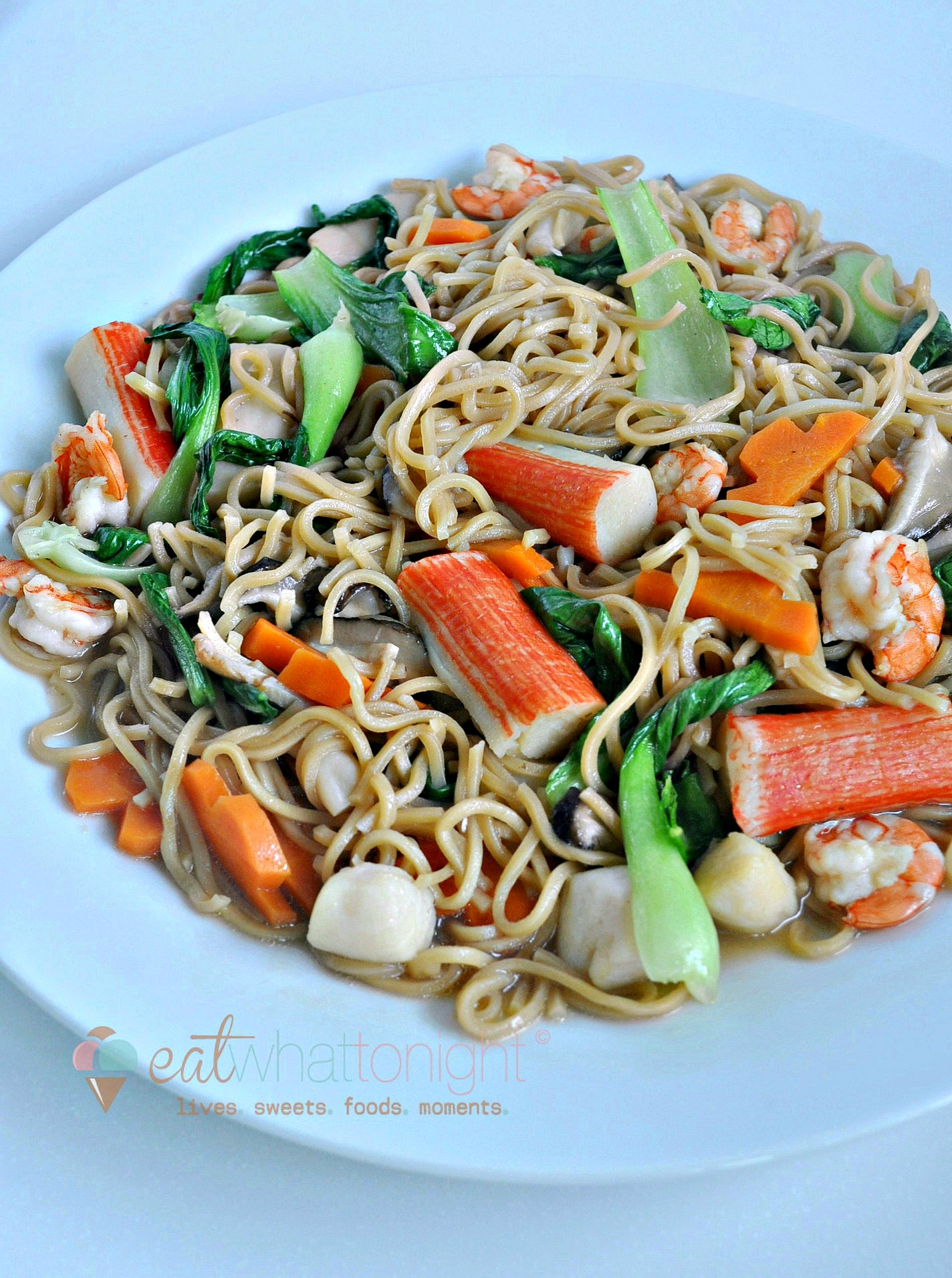 30 minute recipe hong kong style braised yee mee eat what tonight hk style braised yee mee forumfinder Choice Image