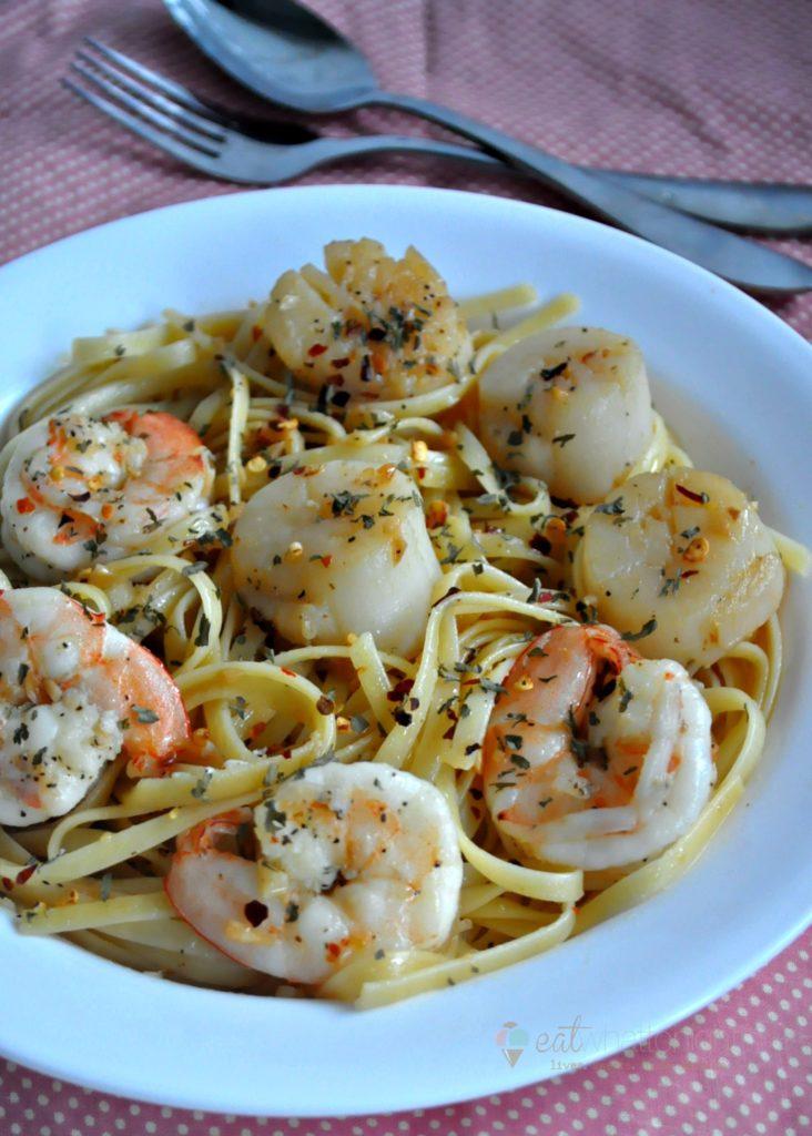 Seafood Linguine2