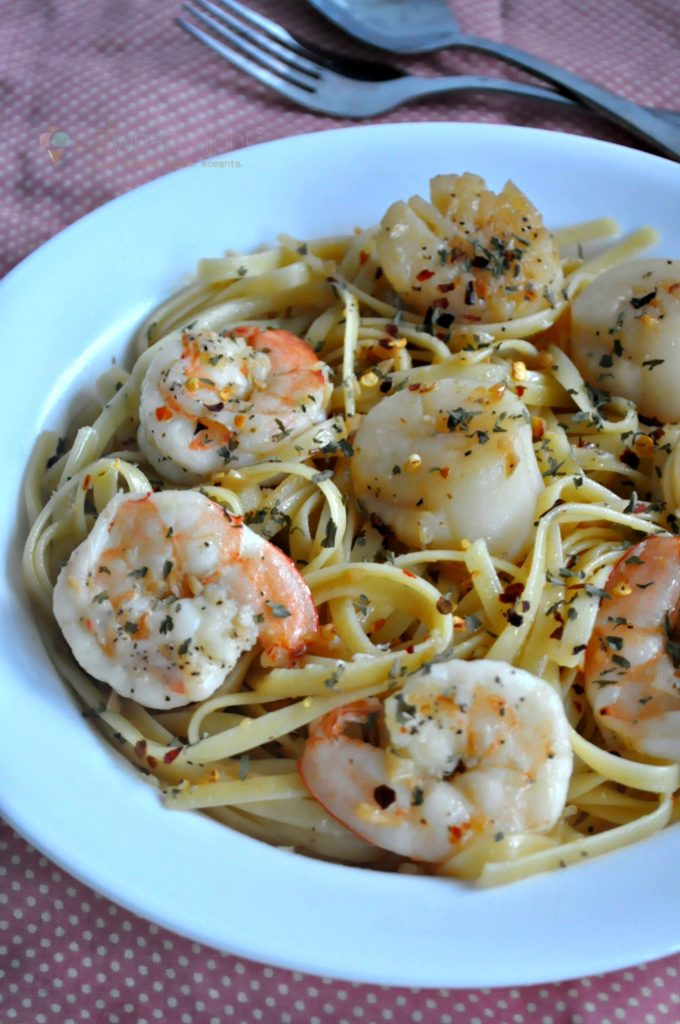 Seafood Linguine_LOGO