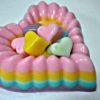 Valentine's Agar Agar Jelly