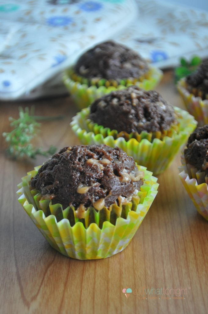 Milo Choco Muffins with English Toffee3_Logo