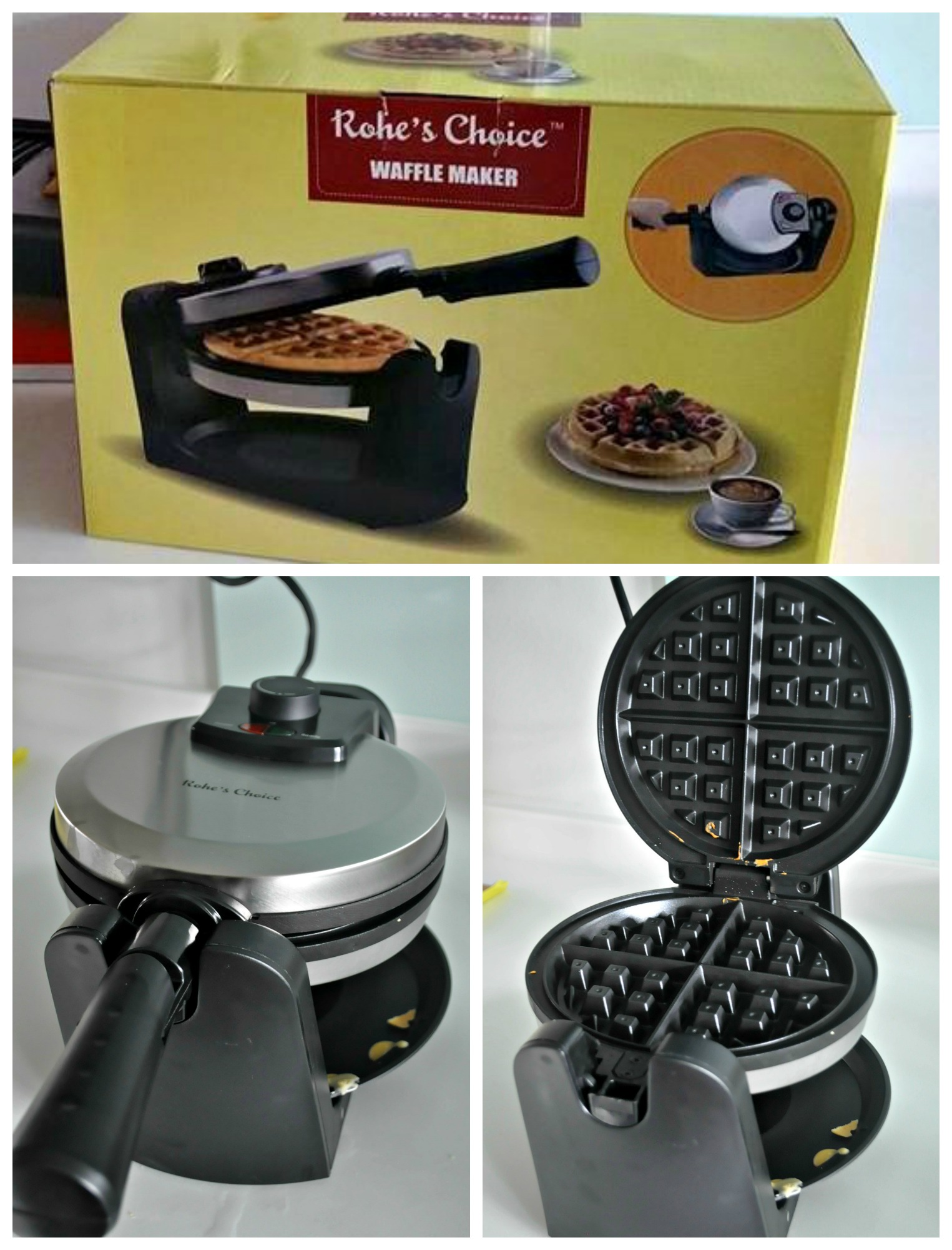 Waffle maker singapore review