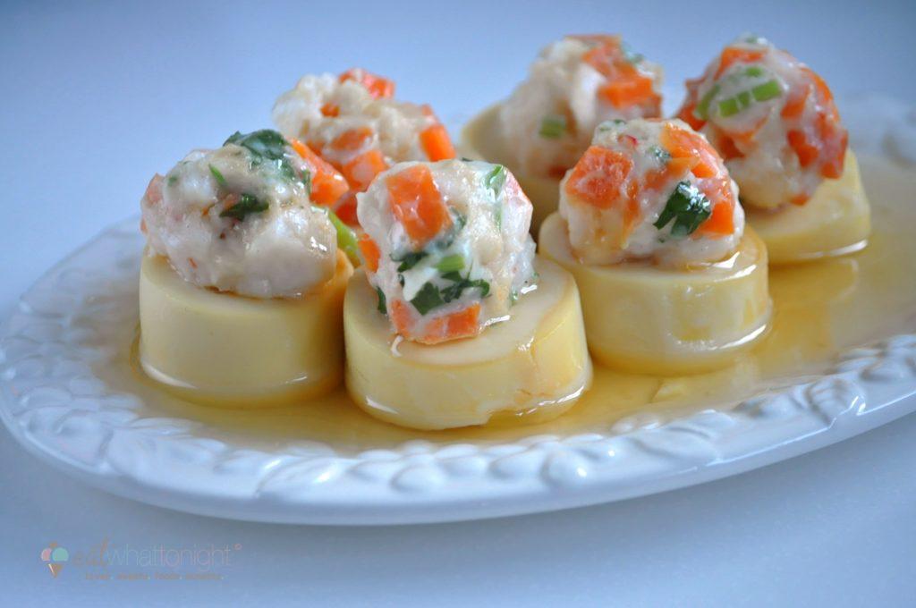 Steamed Tofu W Minced Seafood2_Logo