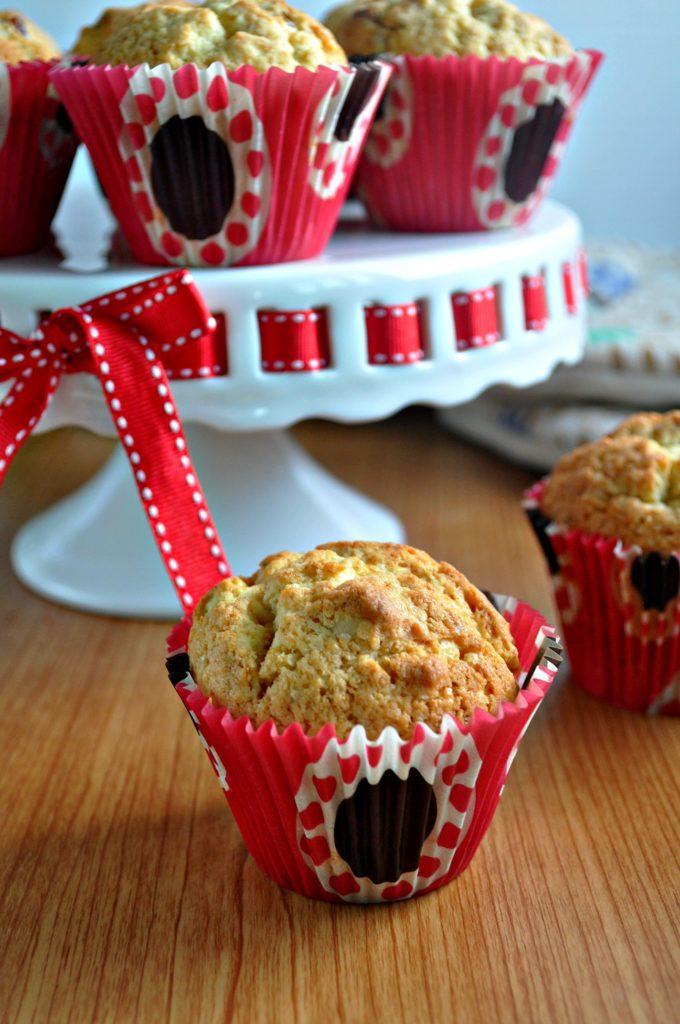 Orange Cranberry Muffins_6