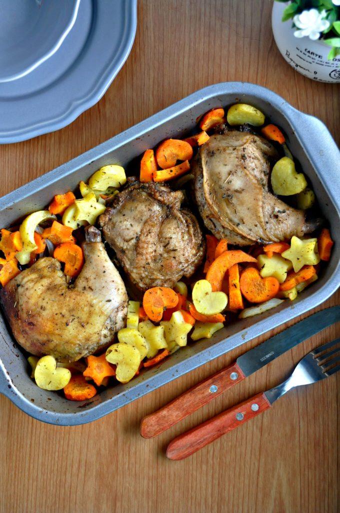 Baked Herbs Chicken_3