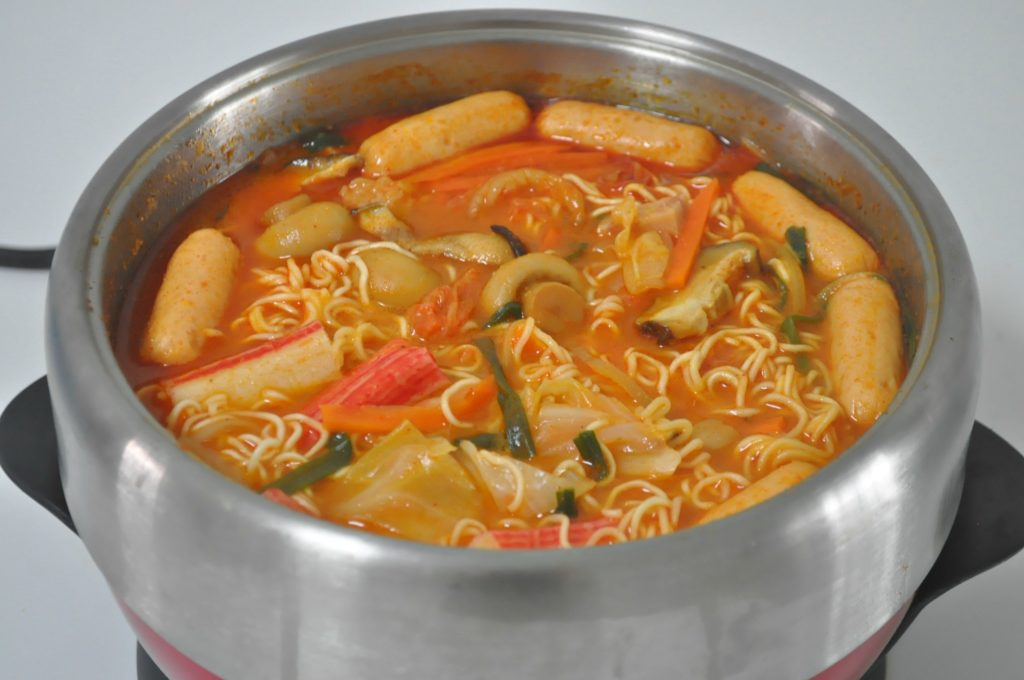 Korean Spicy Hotpot
