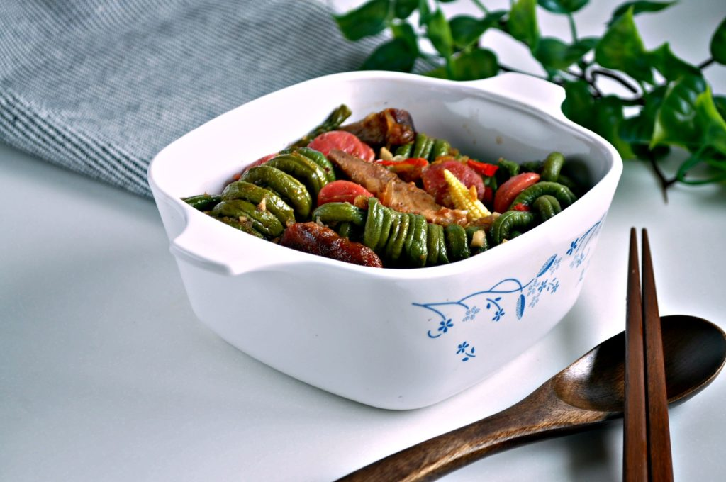 One Pot Dish_Roasted Pork & Bean Rolls_3