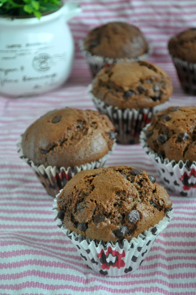 Double Chocolate Muffins_2