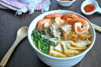 Hokkien Prawn Noodle Soup_2