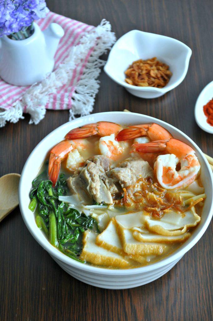 Hokkien Prawn Noodle Soup_3