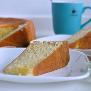 Mrs NgSK's Traditional Butter Cake 传统牛油蛋糕