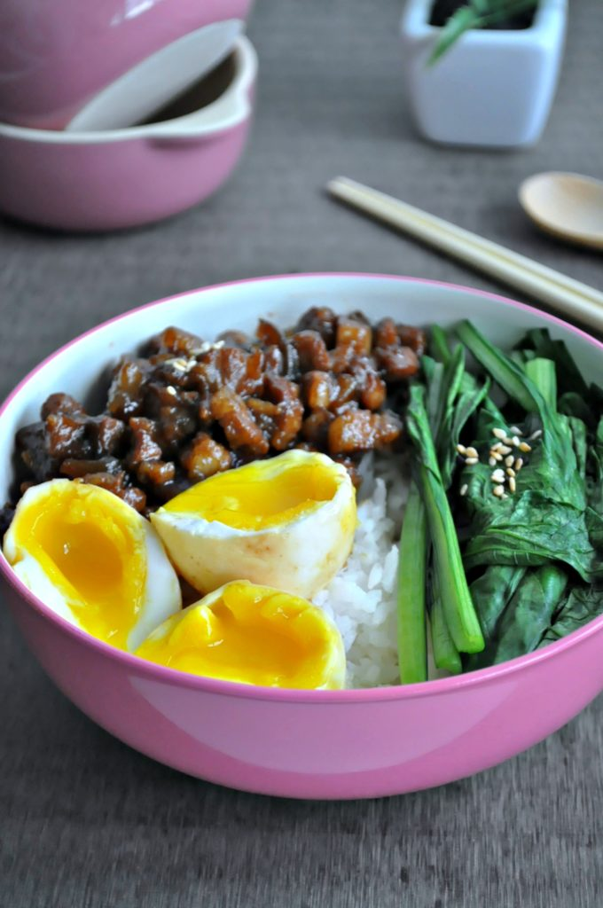 Taiwan Braised Pork Rice_5