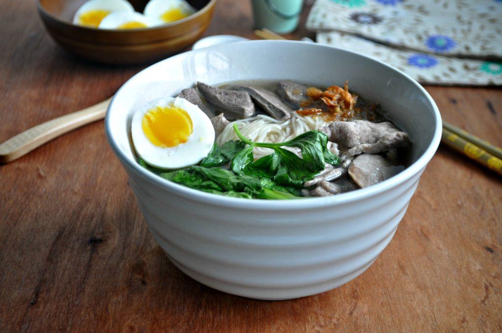 6Mee Sua Soup