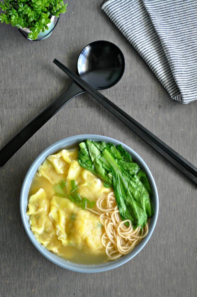 Dumpling Soup 1