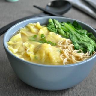Dumpling Soup 4