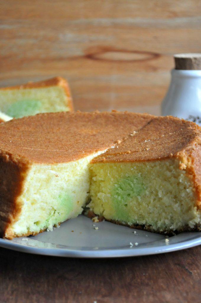 Pandan Butter Cake_1