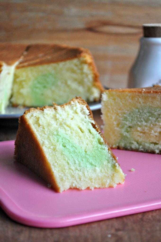 Pandan Butter Cake_3