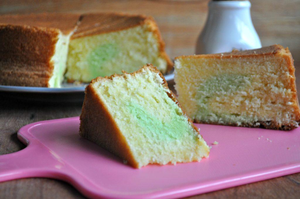 Pandan Butter Cake_4