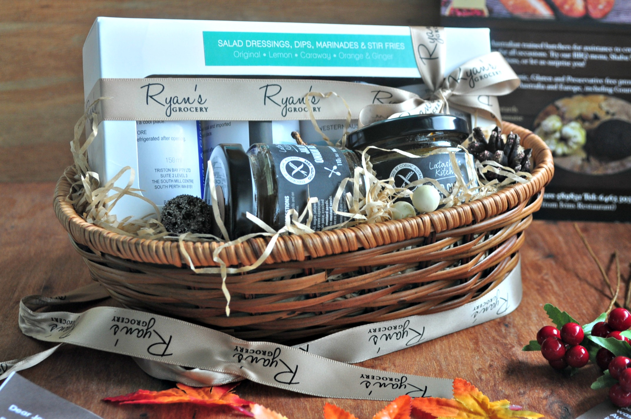 Organic Christmas Roasts, Meat Platters and Gift Hampers at Ryan\'s ...