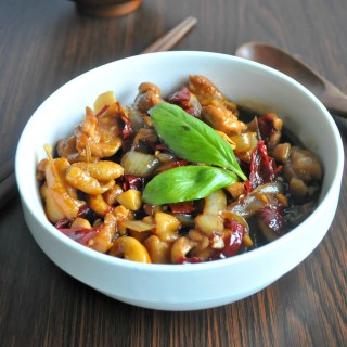 Stewed Chilli Chicken 焖辣鸡块