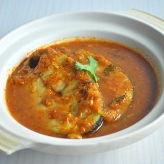 Assam Curry Fish 5