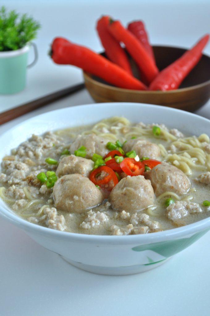 Bak Chor Mee Soup 2