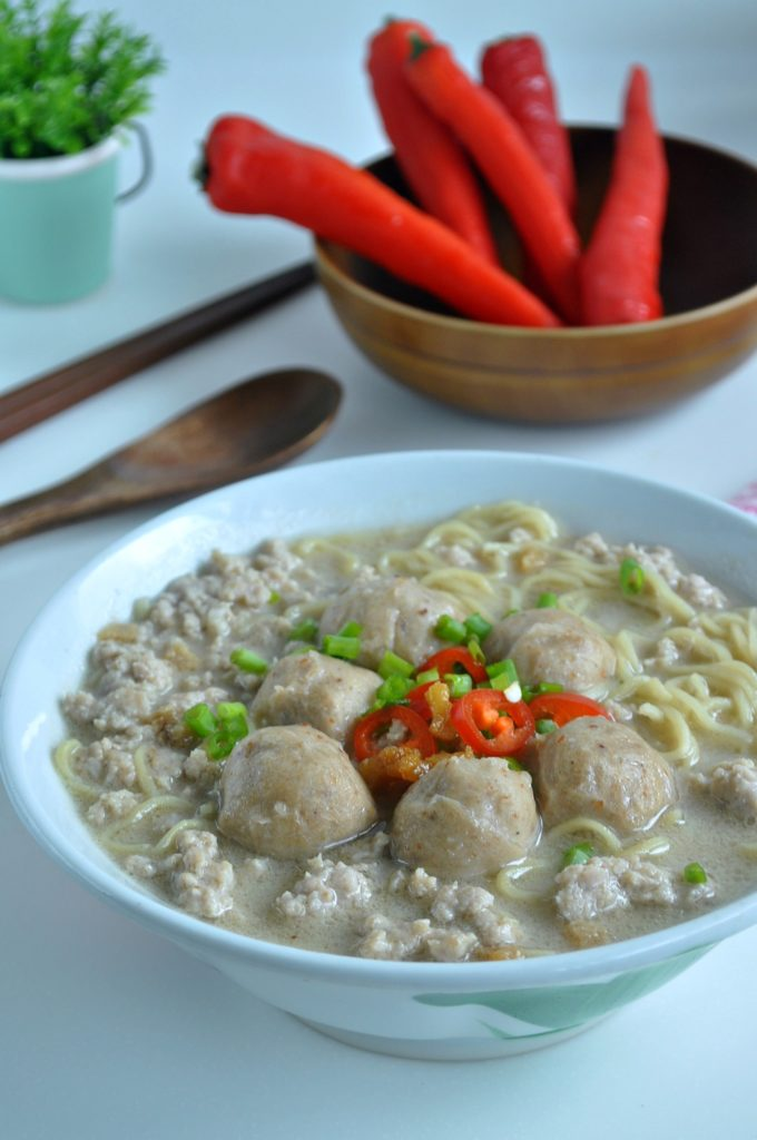 Bak Chor Mee Soup 3