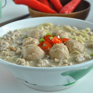 Bak Chor Mee Soup 5