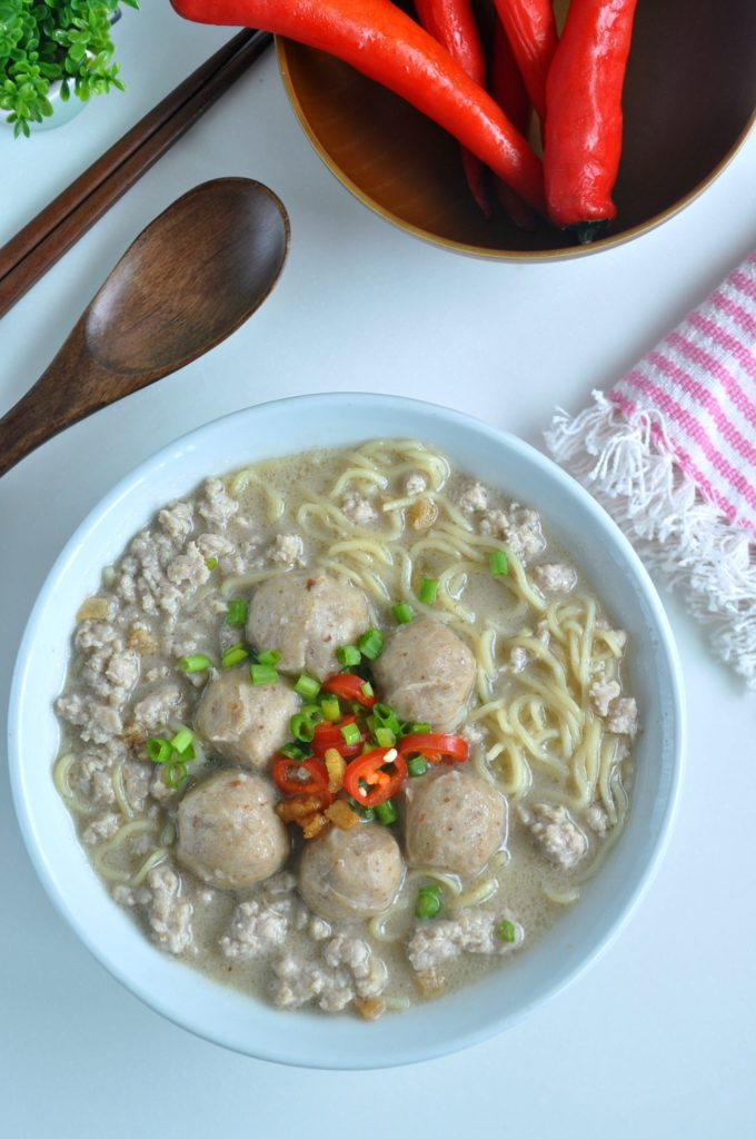 Bak Chor Mee Soup 6