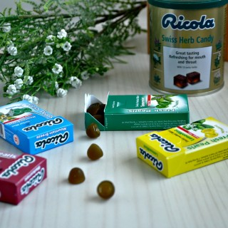 Happy 75th Birthday Ricola Original! Celebrate by winning an Original Herb made of Real Gold in a Sweepstake for all readers!