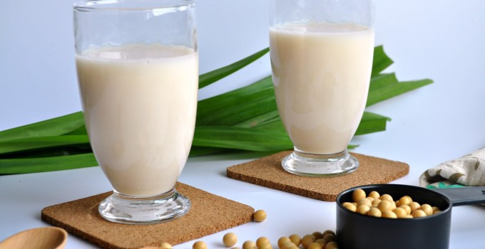 Home-made Soya Bean Drink 自制豆浆/豆花水