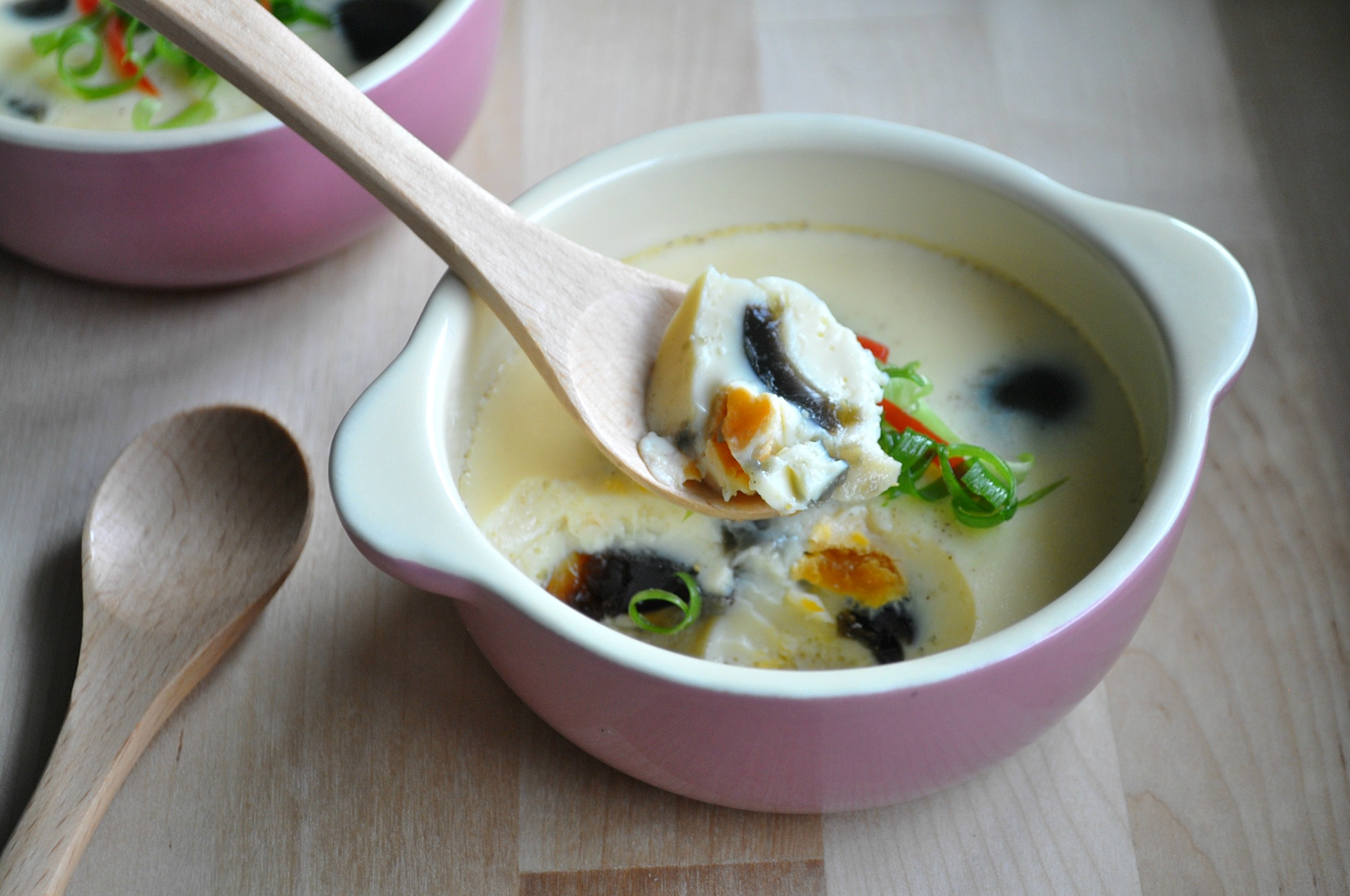 how to cook century egg