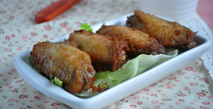 Tom Yum Fried Chicken 东炎炸鸡